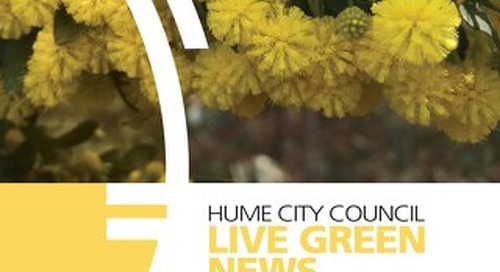 Live Green News - Winter 2019