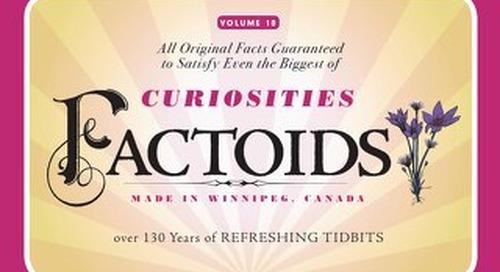 Winnipeg Factoids Volume 10