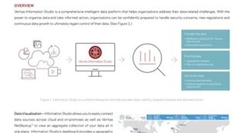 Information Studio Data Sheet