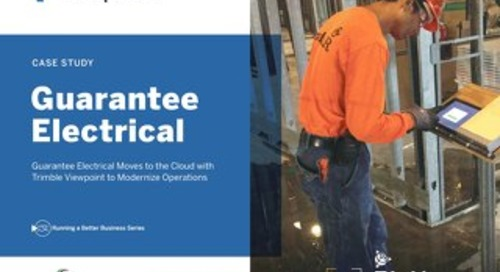Guarantee Electrical Makes Moves by Moving to the Cloud