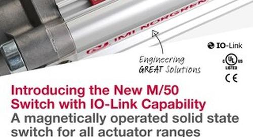 z8453FL - M50 Switch/IO Link Sensor