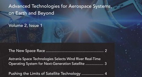 DIGITAL AEROSPACE AND DEFENSE SYSTEMS JOURNAL -  Volume 2, Issue 1