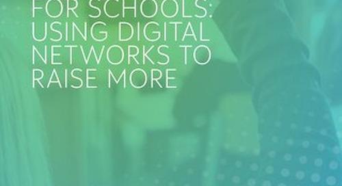 Social Fundraising for Schools