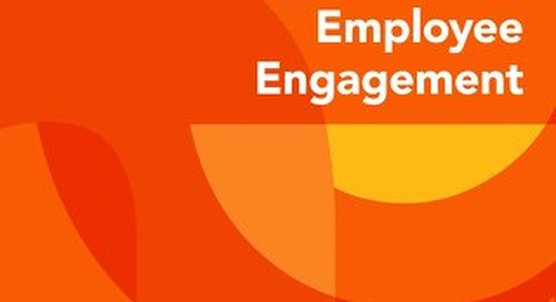 The 4 Es of Employee Engagement