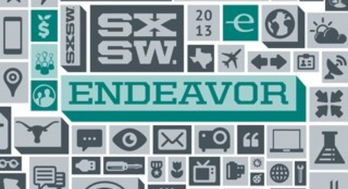 SXSW Endeavor Facebook