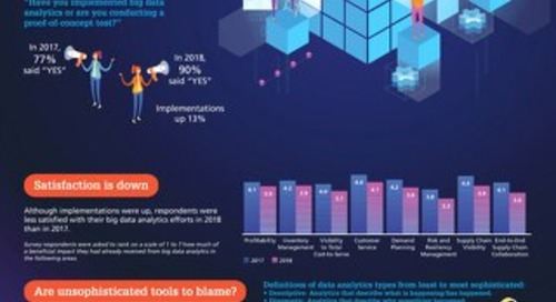 Big data analytics' growing pains