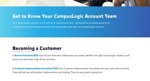 Account Team Overview