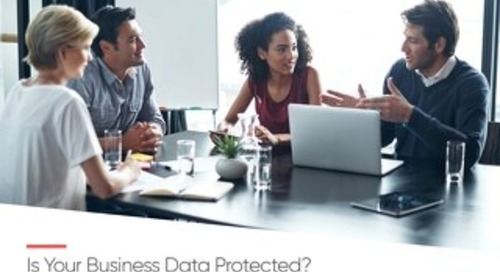 Is Your Data Protected? Take the Quiz