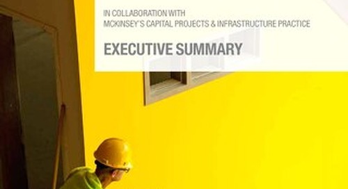 McKinsey & Co - Reinventing Construction: A Route to Higher Productivity
