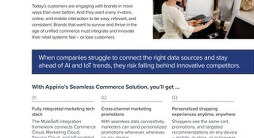 Seamless Commerce: A Cross-Cloud Solution