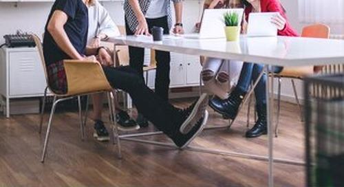 Un fabricant de revêtements de sol  améliore la collaboration