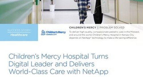Success Story - Children's Mercy Hospital