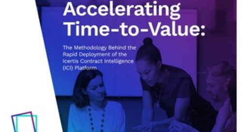 eBook   Accelerating Time-to-Value with Icertis