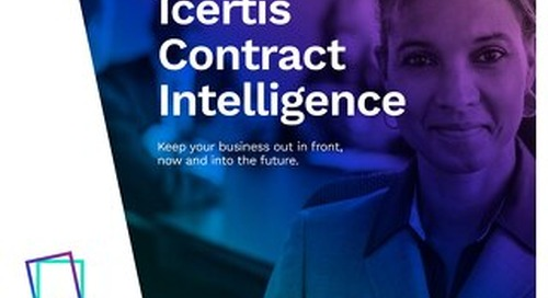 Meet Icertis | The Leading Provider of Enterprise Contract Management in the Cloud