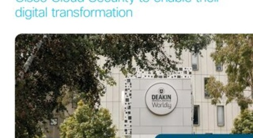 Deakin University Customer Story