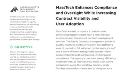 MassTech Case study
