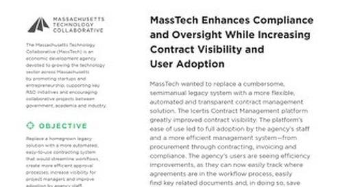 MassTech Case study