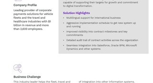 Case Study | Payment Solutions Provider