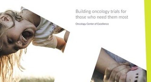 Oncology CoE brochure
