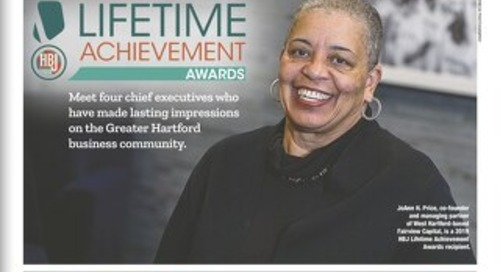 Lifetime Achievement Awards — June 3, 2019