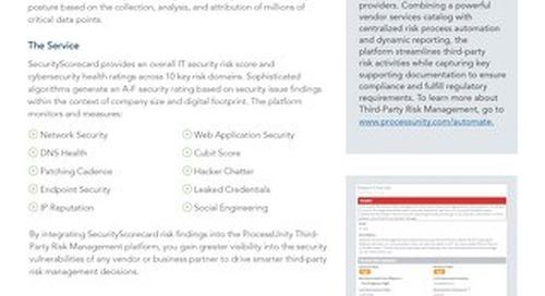 SecurityScorecard Connector
