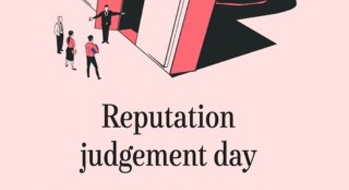 Reputation Judgement Day, Communication Director