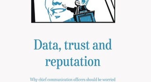 Why CCO's Should Be Worried About the Reputation Cost of Data