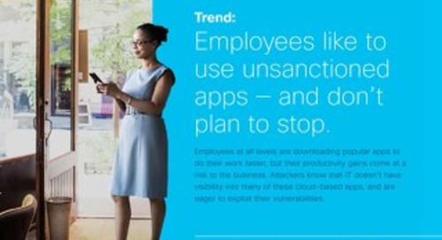 Trend Report: Employees Like to Use Unsanctioned Apps — and Don't Plan to Stop