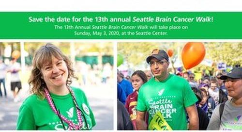 2019 Post Seattle Brain Cancer WalkTalk
