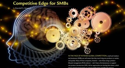 Cloud-Based New Product Introduction: Competitive Edge for SMBs