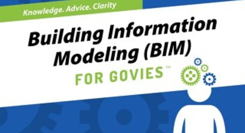Building Information Modeling for Govies