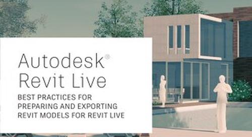 Autodesk Revit Live Best Practices