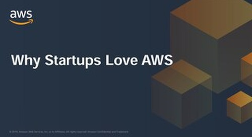 Why Startups Love AWS