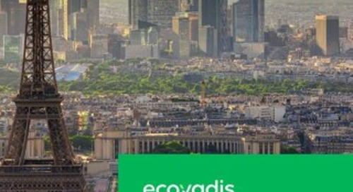 Indice EcoVadis 2018 : rapport FRANCE