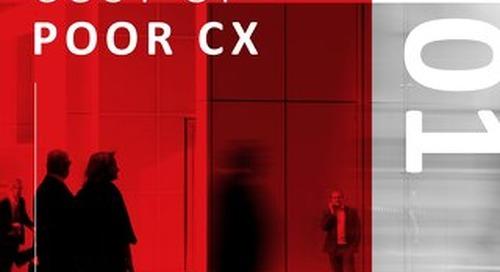 Fenergo - Report 1 - The Cost of Poor CX