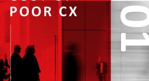 Fenergo - Report 1 - The Cost of Poor CX