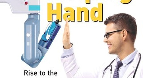 Helping Hand - July 2019 - Subscribe to Outpatient Surgery Magazine