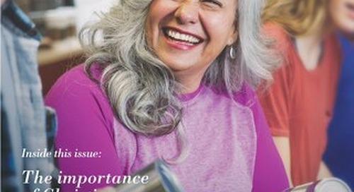 Building Christian Community | Lutheran Life Summer 2019