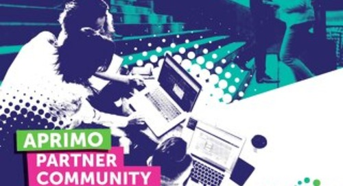 Aprimo Partner Community Brochure