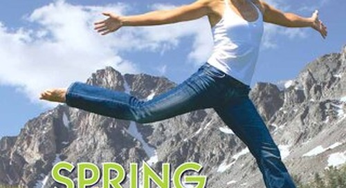 Distinctly Montana Gal Spring 2013