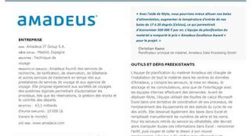 Amadeus Case Study (French)