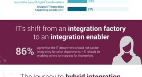 Who's climbing aboard the Hybrid Integration Platform?