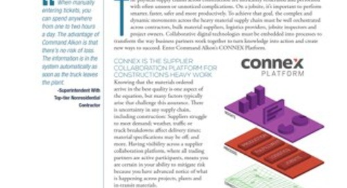 "Command Alkon Featured as Construction Executive's ""25 Companies Making Construction More Productive and Profitable"""