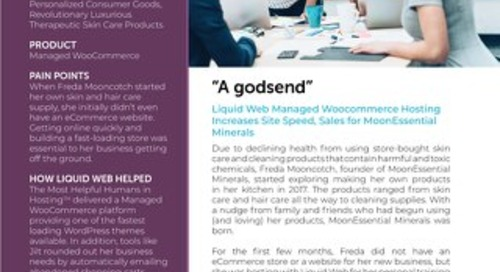 """A godsend"" - MoonEssential Minerals Case Study"