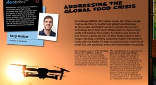 Aerobotics: AWS Startup Stories Notes from Founders Vol1