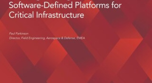 Enabling the Migration to Software-Defined Platforms for Critical Infrastructure