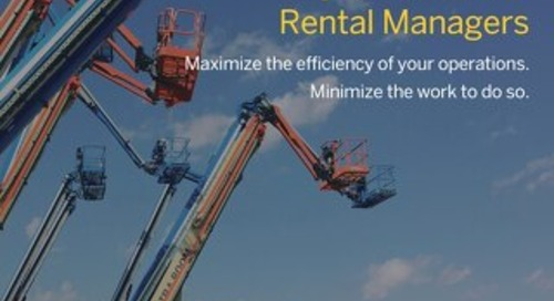 Buyers Guide - Rental Managers