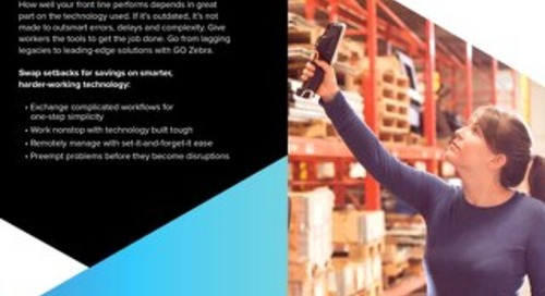 GO Zebra Customer Brochure