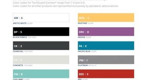 Color Palette Codes