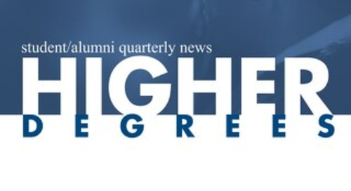 Northcentral University - Higher Degrees - Winter 2013